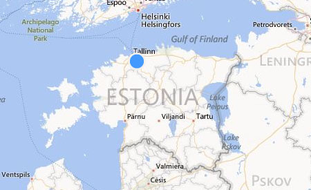 Harju County, Estonia