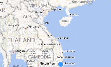 Province of Ninh Thuan, Vietnam - Maryland Sister States