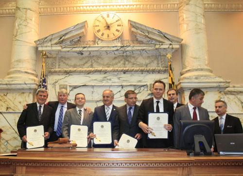 Kocaeli Municipality, Turkey - Maryland Sister States
