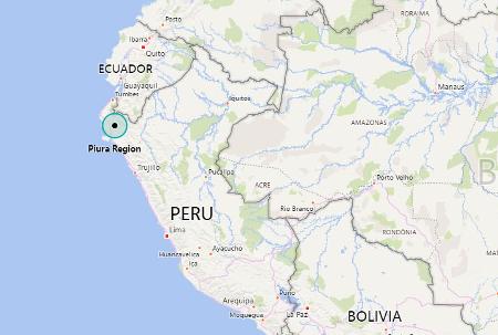 Peru Maryland Sister States